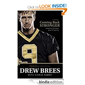 Free Kindle Book Drew Brees