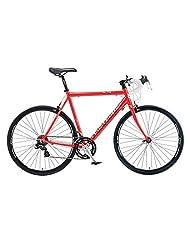 Claud Butler CBR Elite R1 Gents 700c 14 Speed Alloy Road Racing Bike Bicycle Red