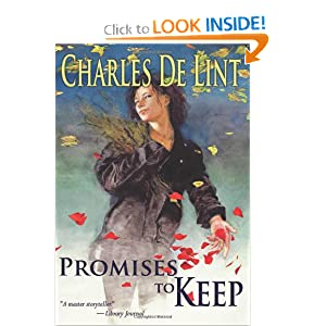 Promises to Keep (Newford Jilly Coppercorn) by Charles de Lint