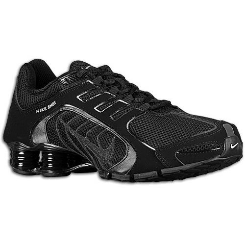 low priced f072f 2035f Nike Shox Navina Black Sparkles Running Women s Shoes 7 5 ...