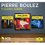 Pierre Boulez - Three Classic Albums