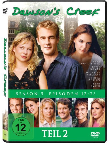 Dawson's Creek - Season 5, Vol.2 [3 DVDs]