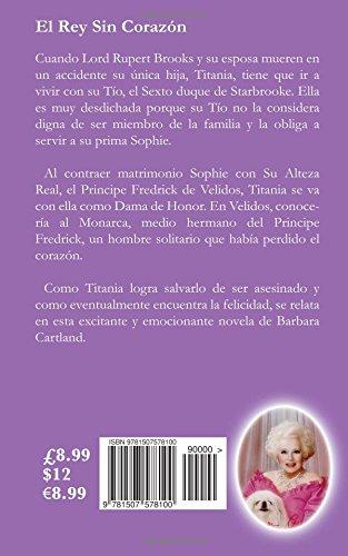 El Rey Sin Corazon: Volume 23 (La Collecion Eterna)