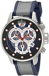 Invicta Men's 19621 S1 Rally Analog Display Quartz Two Tone Watch