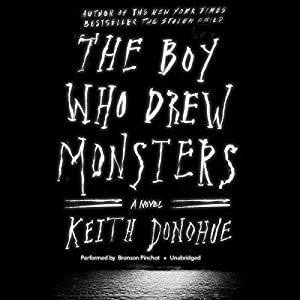 The Boy Who Drew Monsters Audiobook