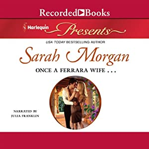Once a Ferrara Wife... Audiobook