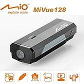 Mio Mivue128 GPS搭載 ドライブレコーダー(車・自転車・バイク取付可能)防水ケース付き