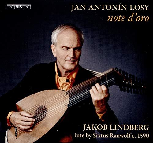 SACD : COUNT OF LOSINTHAL / LINDBERG - Note D'oro