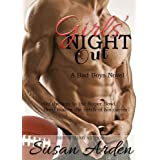 Girls' Night Out (Bad Boys Book 4) ~ Susan Arden