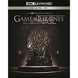 Game Of Thrones: Season 1 [4K Ultra HD + Blu-ray]