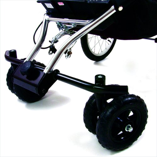 Jogging Stroller With Swivel Wheel front-758341
