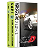 Initial D: Stage Two & Stage Three - Save [DVD] [Import]