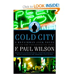 Cold City (Repairman Jack: Early Years Trilogy) by F. Paul Wilson
