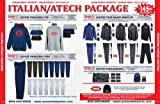 Anaconda Sports® Italian Atech Basketball Team Package (Call 1-800-398-7625 to order)