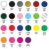 L.A. Colors Nail Art - Art Deco Nail Polish - Original 22 pc. Set (Display Not Included)