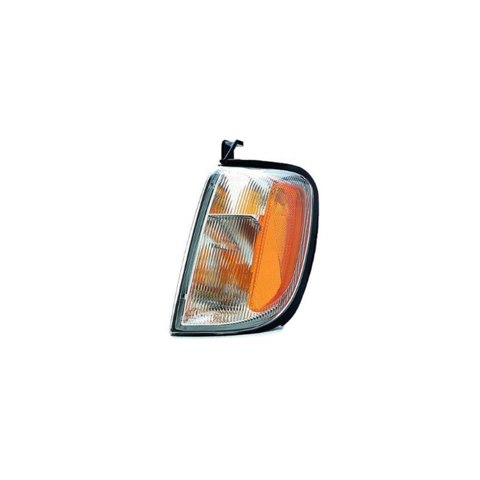 2000 2001 Nissan Xterra & 1998 1999 2000 Frontier Pickup Truck Park Corner Light Turn Signal Marker Lamp Left Driver Side (1998 98 1999 99 2000 00 2001 01)
