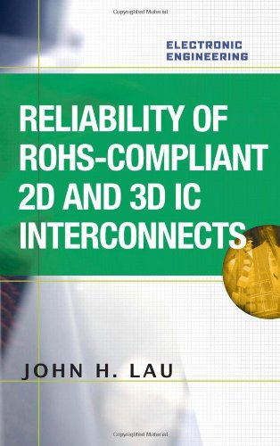 Reliability Of Rohs-Compliant 2D And 3D Ic Interconnects (Electronic Engineering)