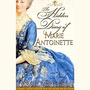 The Hidden Diary of Marie Antoinette Audiobook