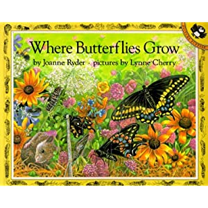 Where Butterflies Grow [WHERE BUTTERFLIES GROW -OS]
