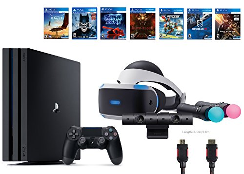 PlayStation-VR-Start-Bundle-10-ItemsVR-Start-Bundle-PS4-Pro-1TB6-VR-Game-Disc-Until-Dawn-Rush-of-BloodEVE-Valkyrie-BattlezoneBatman-Arkham-VRDriveClubBattlezone