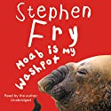Moab Is My Washpot Audiobook by Stephen Fry Narrated by Stephen Fry