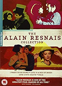 The Alain Resnais Collection (4 disc box set) [DVD]