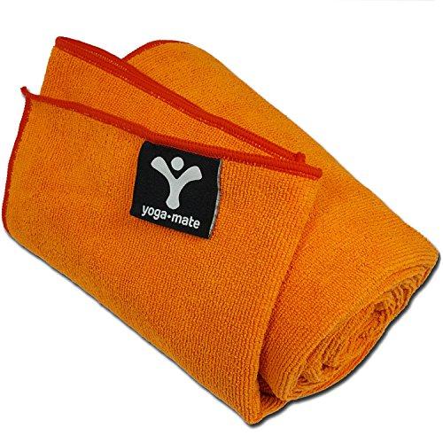 yoga-mate-premium-skidless-absorbent-microfiber-bikram-yoga-towels-mat-size-towel-orange-red-trim