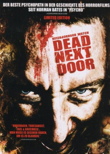 Dead Next Door - Neighborhood Watch [Limited Edition] [2 DVDs]