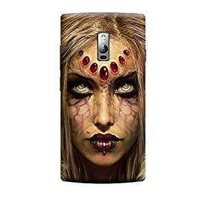 Ebby Premium Printed Back Case Cover With Full protection For OnePlus 2 (Designer Case)
