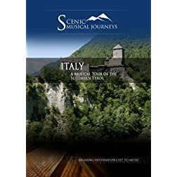 Naxos Scenic Musical Journeys Italy A Musical Tour of the Southern Tyrol