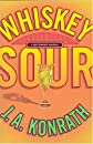 Whiskey Sour (Jack Daniels Mysteries) (Hardcover)