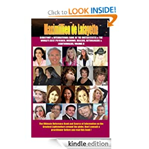 VOLUME 2. DIRECTORY & INTERNATIONAL RANK OF THE UNITED STATES & THE WORLD'S BEST PSYCHICS, MEDIUMS, HEALERS, ASTROLOGERS & LIGHTWORKERS (Best lightworkers of our time)