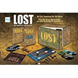 Lost: The Complete Seasons 1-6 Premium Box Set with Senet Board Game [Blu-ray]by Evangeline Lily