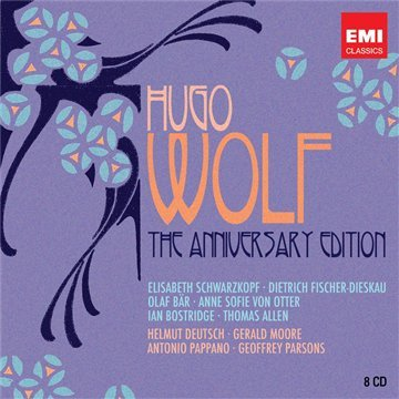 Hugo Wolf (1860-1903) - Page 2 51lEnOukKZL