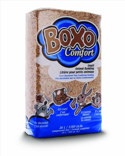 Buy Low Price Boxo Comfort Small Animal Bedding, 26-Liter (26L)