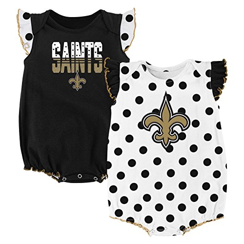New Orleans Saints Baby Creeper Price pare