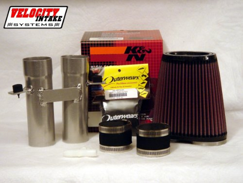 Malone Motorsports VelI-660r Raptor 660 Velocity Intake System with K&N Filter (Velocity Intake compare prices)