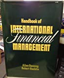 img - for Handbook of International Financial Management book / textbook / text book