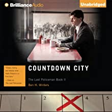 Countdown City: The Last Policeman, Book 2 Audiobook by Ben H. Winters Narrated by Peter Berkrot
