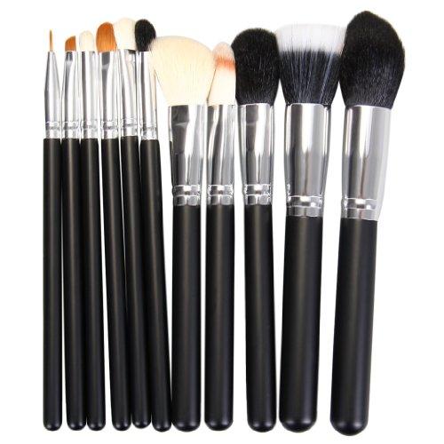 メイクブラシセット 化粧筆 高級化粧ブラシセット 専用収納ケース付き11本セット