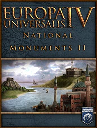 Europa Universalis IV: National Monuments II [Online Game Code]
