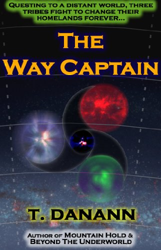 Book: The Way Captain by Tyler Danann