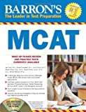 img - for Barron's MCAT with CD-ROM (Barron's MCAT (W/CD)) book / textbook / text book