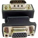 Calrad 35-704 VGA Right Angle Adapter