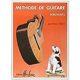 M�thode de guitare d�butantspar Jean-Pierre Billet