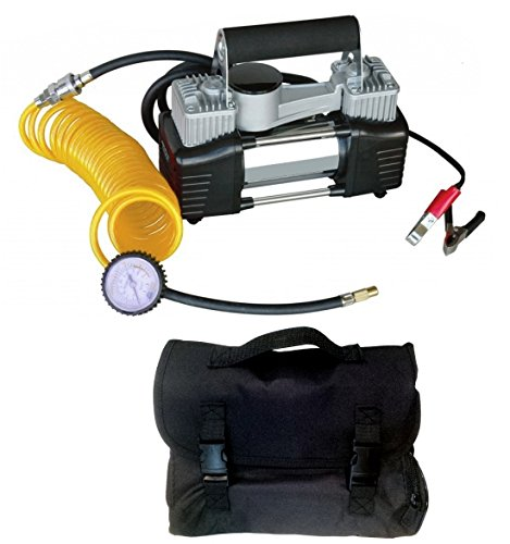 Mini-compressore-a-doppio-cilindro-professionale-con-borsazaino-12V-portatile