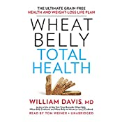 Wheat Belly Total Health: The Ultimate Grain-Free Health and Weight-Loss Life Plan | [William Davis]