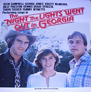 The Night the Lights Went Out in Georgia Original Soundtrack