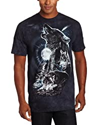 The Mountain Men's Bark At The Moon Short Sleeve Tee