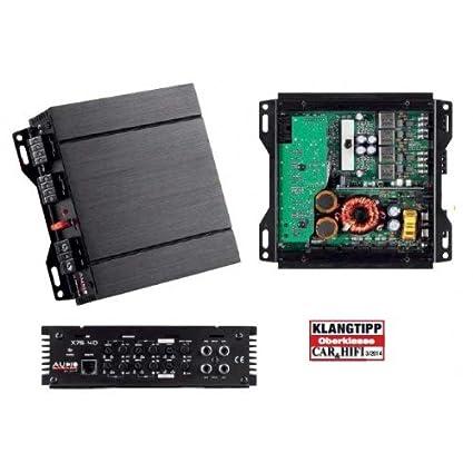 Audio system x75.4D amplificateur 4 canaux classe d 4 x 125 x watts rMS 75.4D amplificateur numérique